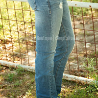 FREE TO DECIDE BOOTCUT JEAN