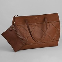 Under One Sky Reversible Purse
