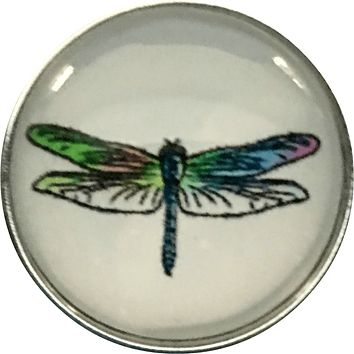 Dragonfly Glass Cover 20mm 3/4""