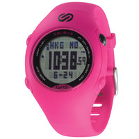 Mini Watch Pink/Black GPS Activity/Calorie Tracker with