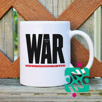 30 Seconds to Mars This is War1 Coffee Mug, Ceramic Mug, Unique Coffee Mug Gift Coffee