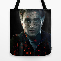 Harry Tote Bag by Max Jones | Society6