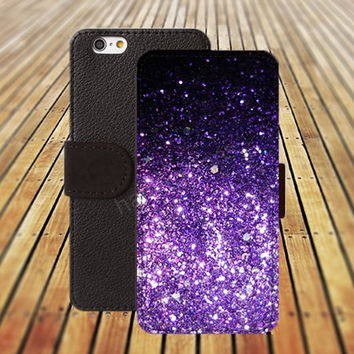 iphone 5 5s case dream glitter fire lavender colorful iphone 4/4s iPhone 6 6 Plus iphone 5C Wallet Case,iPhone 5 Case,Cover,Cases colorful pattern L308