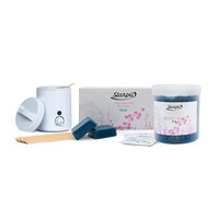 Starpil Starter European Facial Hard Wax Kit