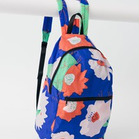 Ripstop Backpack - Cobalt Cactus Flower