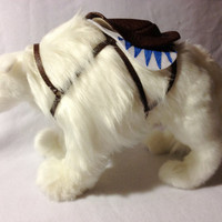 Naga the Polar Bear Dog by anitabelcast on Etsy