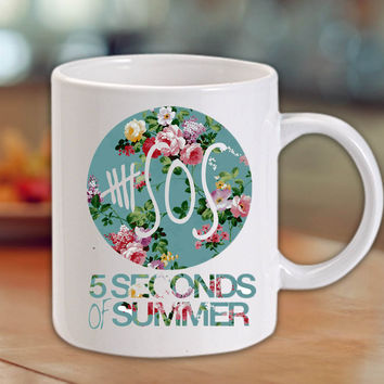 5 Seconds Of Summer Mug/Cup