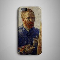 Phone Case Van Gogh Painting iPhone 7 Case Samsung Galaxy S8 - Free Shipping