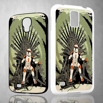 Game of Clones V1141 Samsung Galaxy S3 S4 S5 (Mini) S6 S6 Edge,Note 2 3 4, HTC One S X M7 M8 M9 Cases