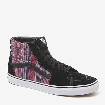 Vans Guate Weave SK8-Hi Shoes - Mens Shoes - Multi
