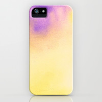 Watercolor c. iPhone & iPod Case by Grace
