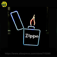 NEON SIGN For ZIPPO LIGHTER Signboard