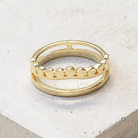 Halo Ring - Gold