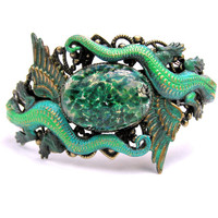 Dragon Cuff Bracelet,, Game of Thrones Inspired, Dragon Jewelry