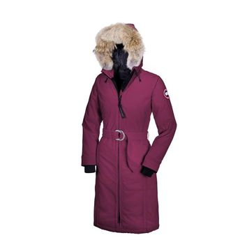 Canada Goose Whistler Parka Women Outwear Down Jackets - Best Deal Online