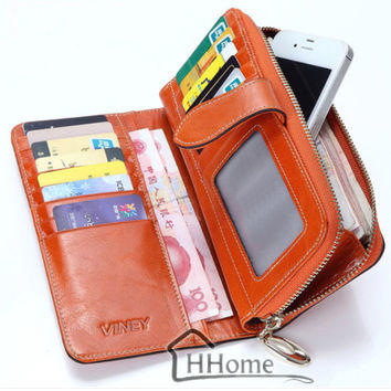 multi-function women wallet s women's wallet  phone women wallets long  wallet women leather wallet