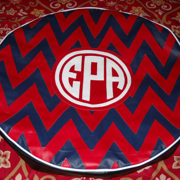 Spare Tire Cover Monogram EPA