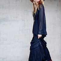 Free People Womens Viola Maxi