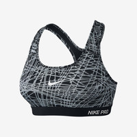 The Nike Pro Classic Tracer Women's Sports Bra.