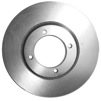 ACDelco 18A84 Professional Front Disc Brake Rotor Assembly