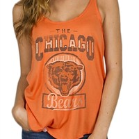 Chicago Bears Touchdown Tank Top | SportyThreads.com
