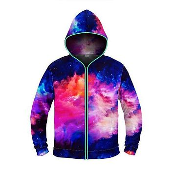 Dream Waves - Light Up Hoodie