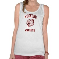 Weekend Warrior Tshirt from Zazzle.com