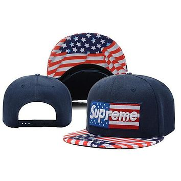 Perfect Supreme Women Men Embroidery Sports Sun Hat Hip Hop Baseball Cap Hat