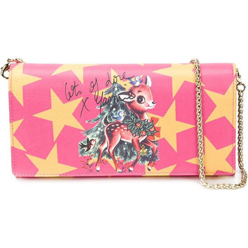 Vivienne Westwood | Fawn Print Chain Wallet