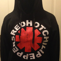 The Red Hot Chili Peppers Hoodie Sweater