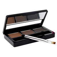 Eye Brow Makeup Kit Set 3 Color Waterproof Eye Shadow Eyebrow Powder Make Up Palette Women Beauty Cosmetic