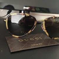 Authentic Gucci Aviator Sunglasses- Super Light weight!!!!