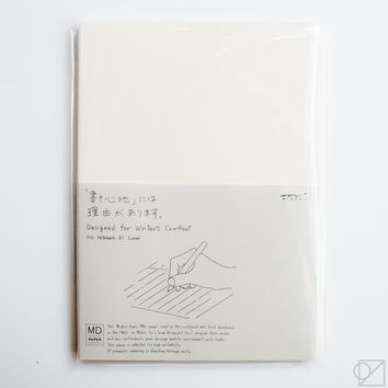 MD Notebook A5 Lined