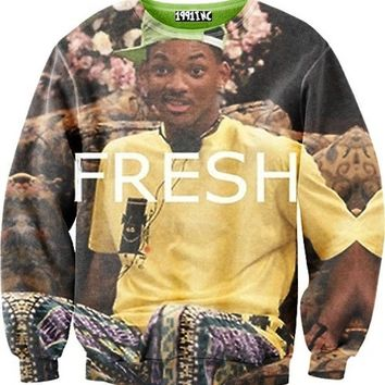 ☮♡ Fresh Prince Sweater ✞☆