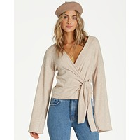 Billabong - Wrap Mode Top | Warm Sand