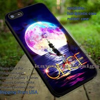 Sailing to The Moon iPhone 6s 6 6s+ 5c 5s Cases Samsung Galaxy s5 s6 Edge+ NOTE 5 4 3 #movie #disney #animated #onceuponatime DOP7129