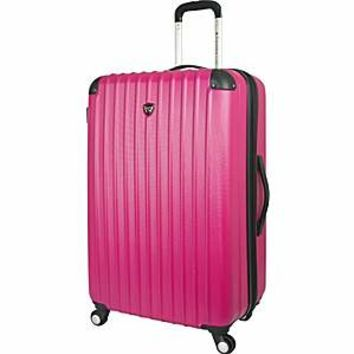 "Travelers Club Luggage Chicago 28"" Hardside Expandable Spinner - eBags.com"