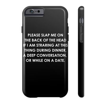 Please Slap Phone Case