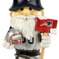 "New England Patriots Garden Gnome 11"" Thematic  Second String"