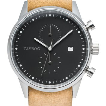 TXM088 - Tan Leather NATO