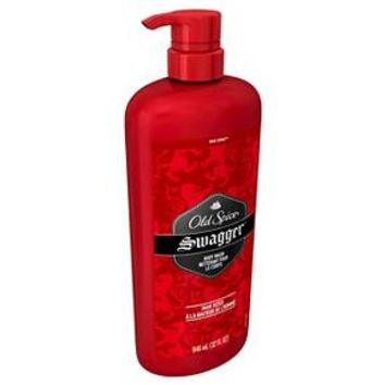 Old Spice Red Zone Swagger Body Wash Pump - 32 oz : Target