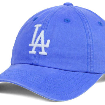Los Angeles Dodgers MLB New Raglan Hat