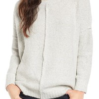 Dreamers by Debut Exposed Seam Pullover | Nordstrom