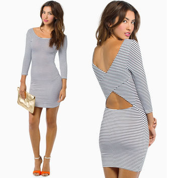 New Fashion Summer Sexy Women Mini Dress Casual Dress for Party and Date = 4725666052