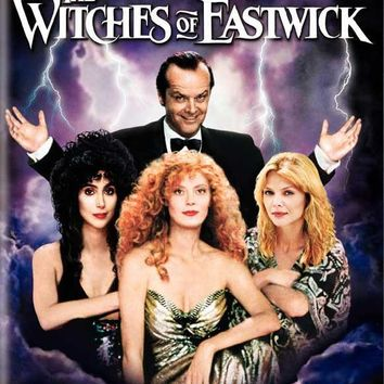 The Witches of Eastwick 11x17 Movie Poster (1987)