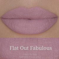 Flat Out Fabulous Liquid Lipstick Matte Attack Liquid Lipstick