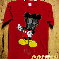 Entree-Mickey Fuck Men T-Shirt - Mickey Mouse T-Shirt - Disney Design for Men T-Shirt (Various All Color Available)