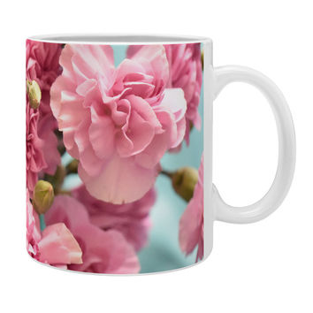 Lisa Argyropoulos Pink Carnations Coffee Mug