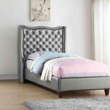 Gabriella Twin Tufted Bed