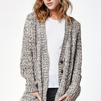 Lira Dallas Button Front Cardigan at PacSun.com